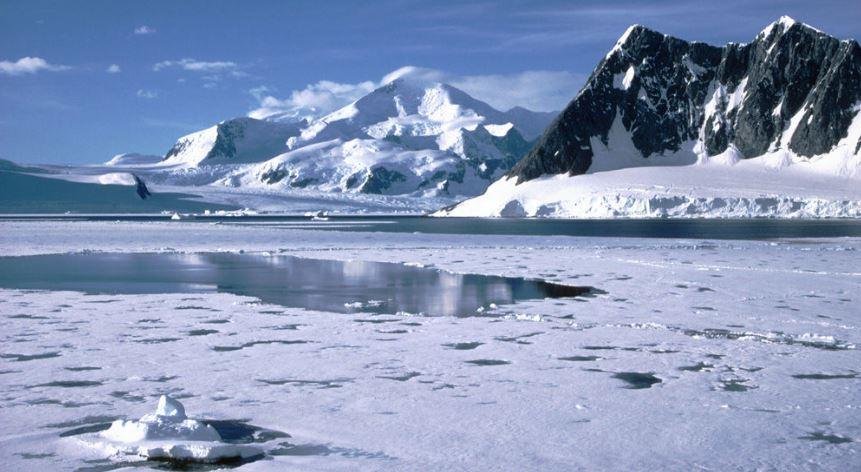 Klimat-Antarktis is