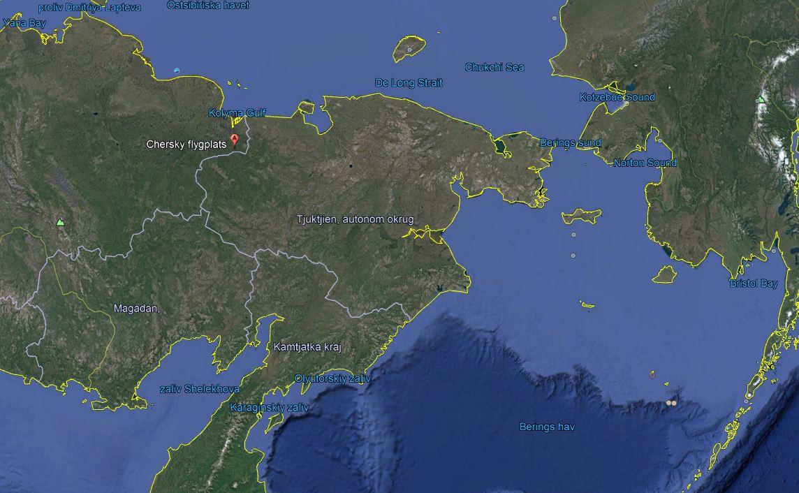 Metangas i sibirien okande klimathot