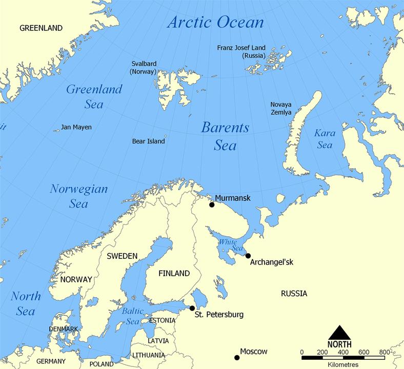 200611 Barents Sea map Norman Einstein 788